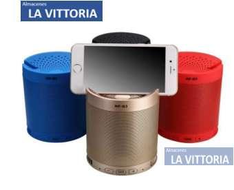 Parlante Soporte <strong>bluetooth</strong> Mini Altavoz Q3