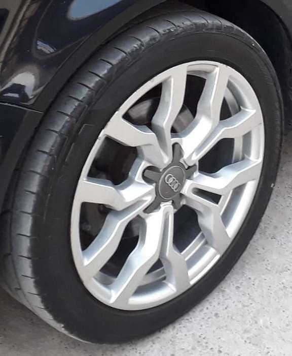 Vendo Urgente 4 Llantas Audi Completas