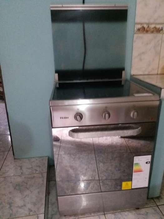 Cocina de Inducción (con Horno)