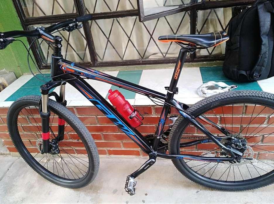 Vendo Bicicleta Gw Aligator