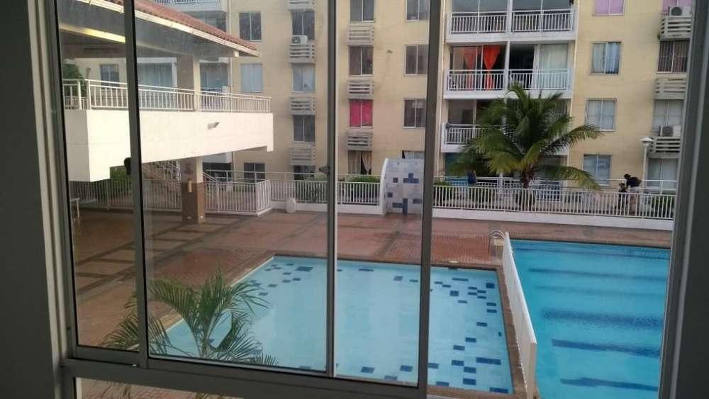Arriendo apartamento, conjunto cerrado torres de la macarena, Barranquilla