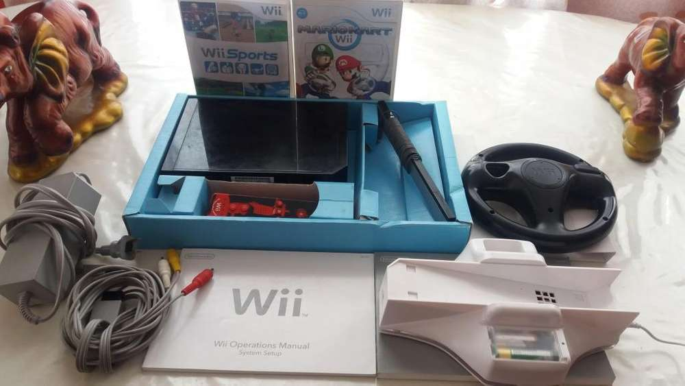 Nintendo Wii con 4000 juegos mas chip 2019 mi numero 0998062666