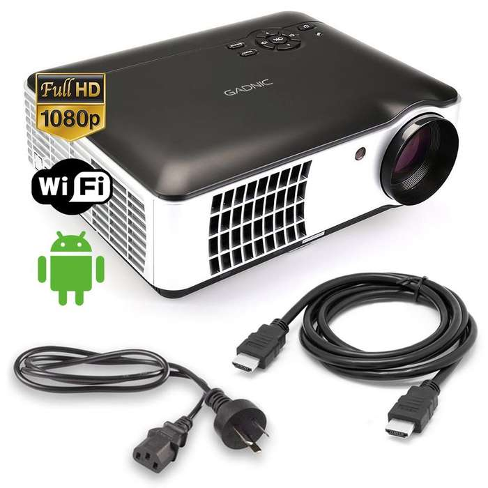 Proyector RD 806 Con ANDROID 2800 Lumens