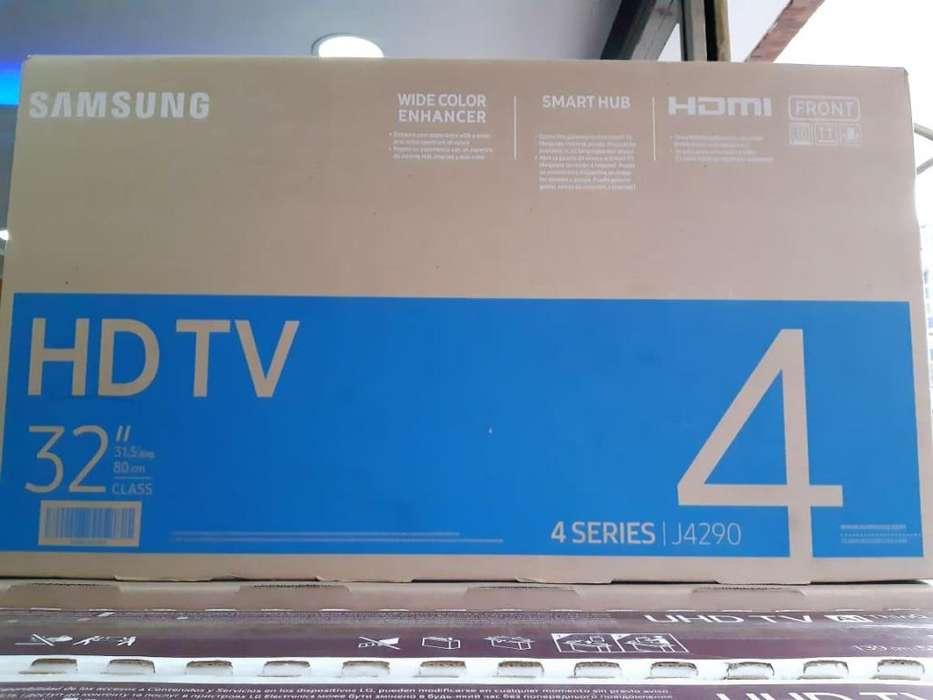 <strong>televisor</strong> Samsung 32 Modelo 2019 Smart