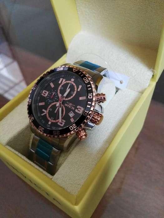 Reloj Invicta Specialty Model 14877 NUEVO ORIGINAL PRECIO FIJO