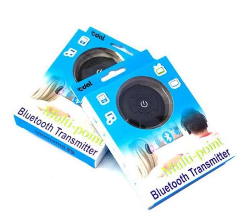 Transmisor de Audio Via Bluetooth 2 Vias