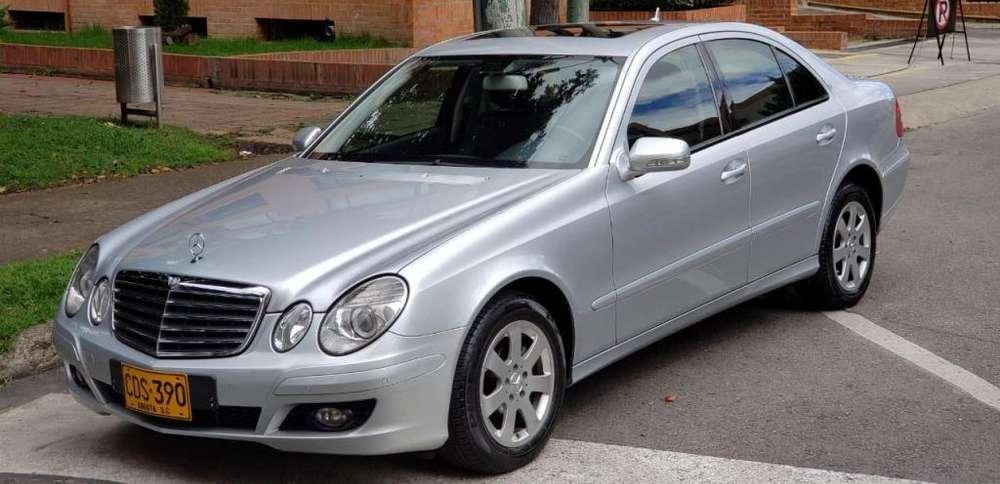 Mercedes-Benz Clase E 2007 - 37000 km