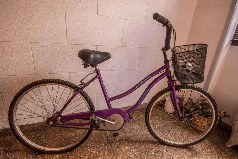 Bicicleta Urbana de Dama