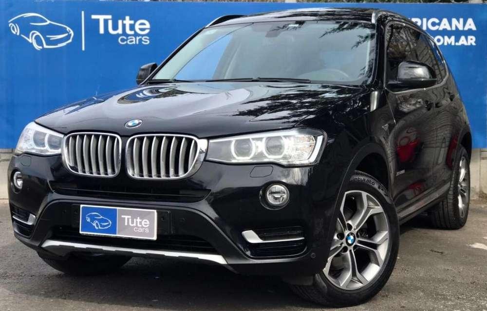 BMW X3 2016 - 85000 km