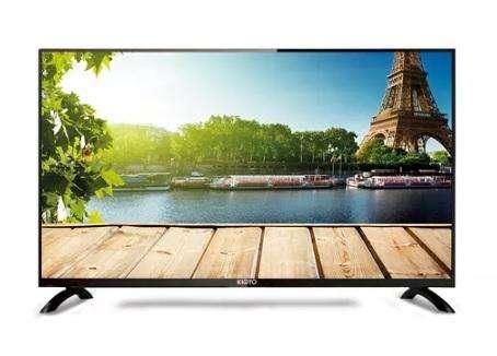 Tv led Hd 32 pulgadas nuevos marca kioto garantia 1 año, stock 2 unidades