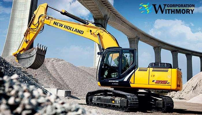 Excavadora New Holland E215C