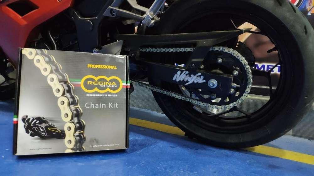 Kit de Arrastre Ninja 250, 300 Z250