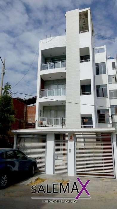 Departamento en Venta – Urb. Santa María del Pinar Piura