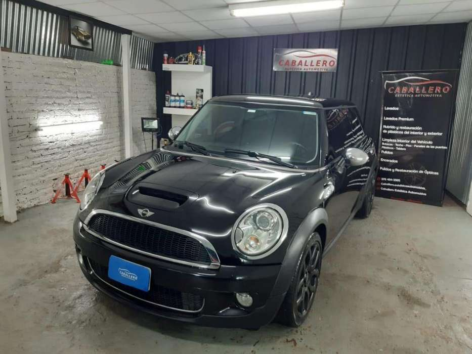 <strong>mini</strong> Cooper S 2010 - 79000 km