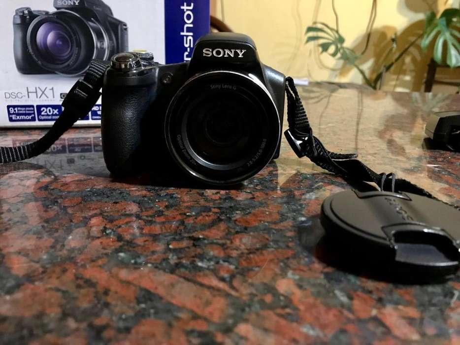 Camara Fotografica Sony CiberShot DSCHX1