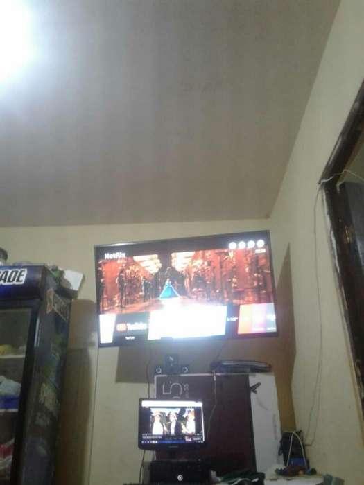 Tv Lg de 55 Uhd K4