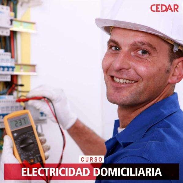 CURSO ELECTRICISTA DOMICLIARIO