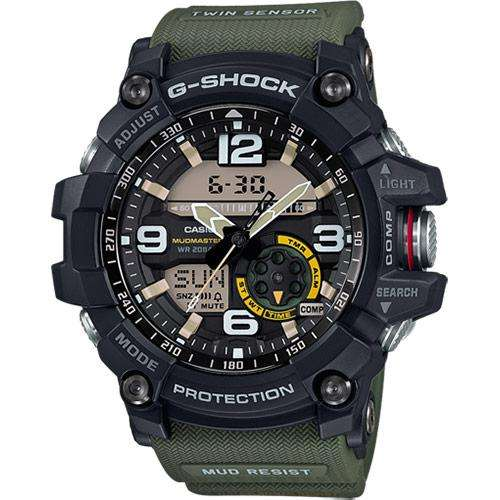 Relojes Casio Gshock Serie GG-1000