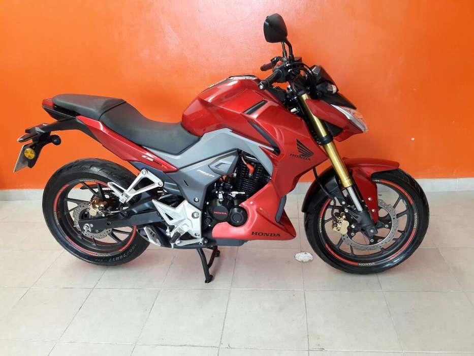 Vdo <strong>honda</strong> Cb 190r 9mil Km Recibo Motos