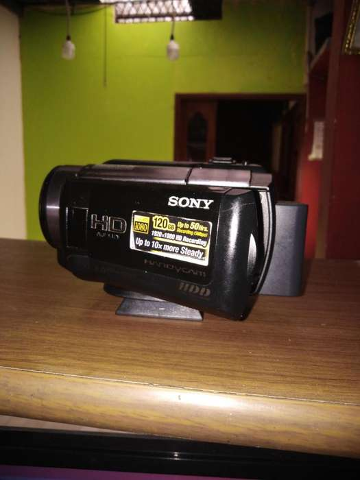 filmadora SONY HD 1080