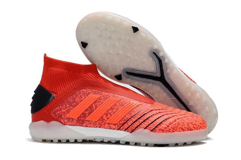 Adidas Lima Zapatillas 19 Tf Orangered Predator vwmN8n0
