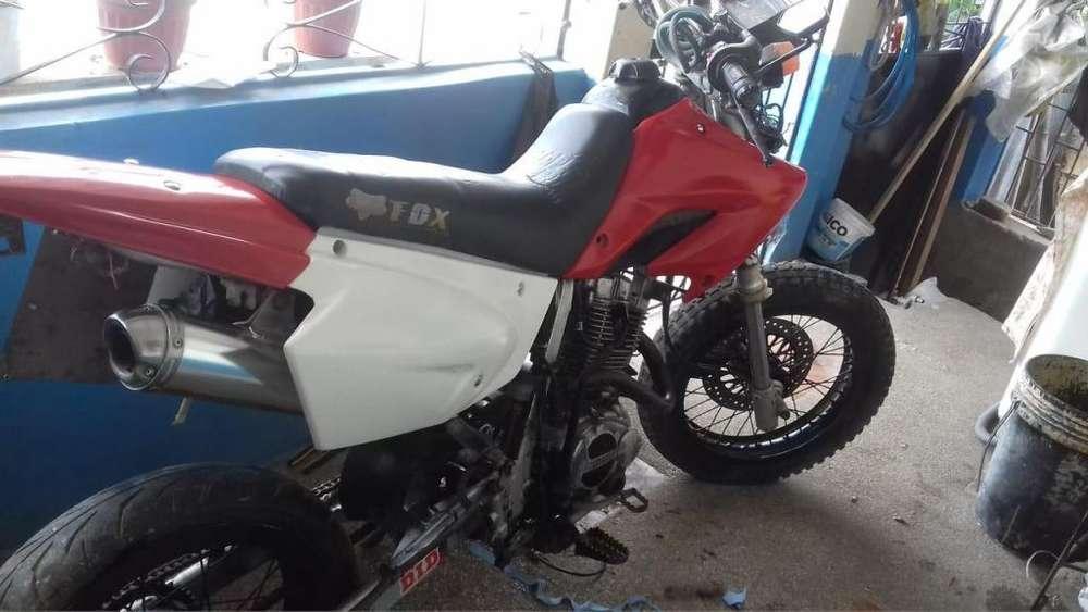 oro moto 200cc año 2009