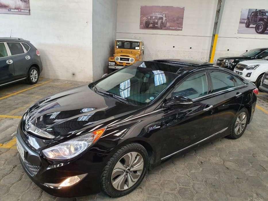 Hyundai Sonata 2015 - 100000 km