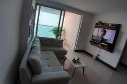 Apartamento En Arriendo En Cartagena El Cabrero Cod : 9697