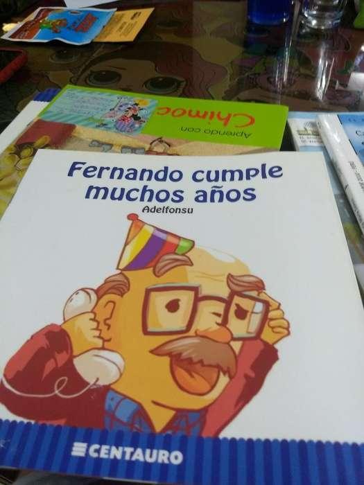 Fernando Cumple Muchos Años