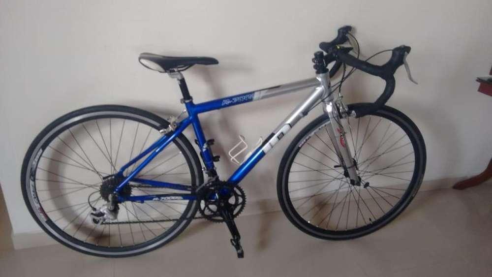 Bicicleta de ruta JD