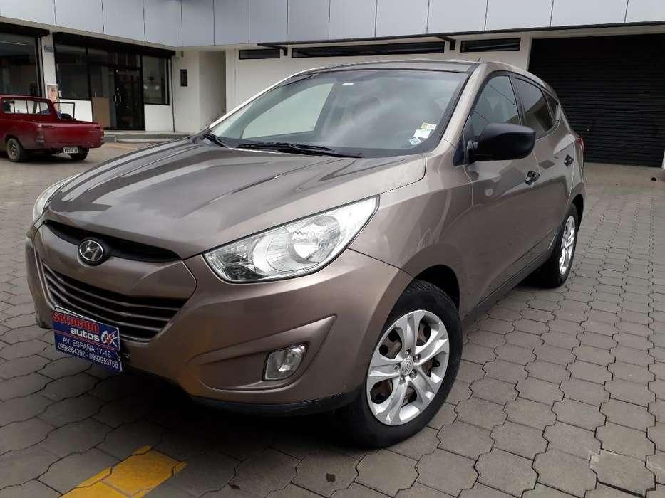 Hyundai Tucson 2013 - 127000 km