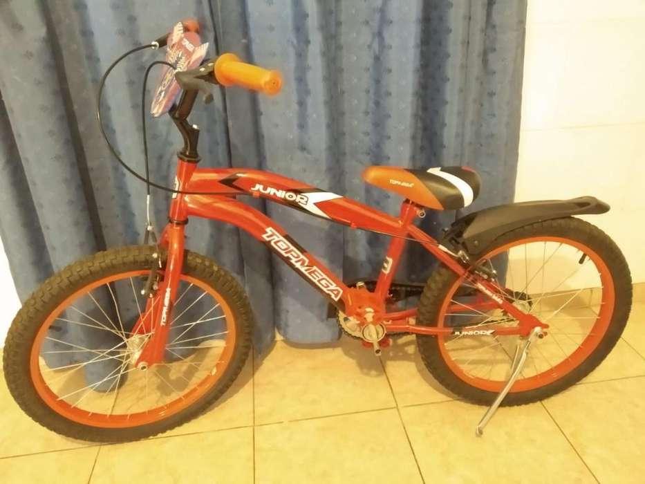 Bicicleta Cross R20 Bmx