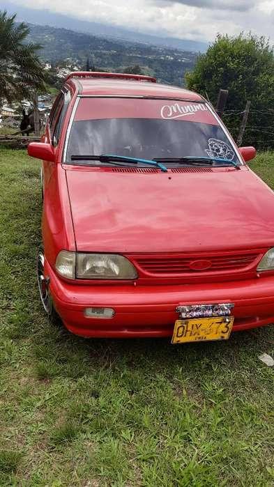 Ford Festiva 1996 - 145000 km