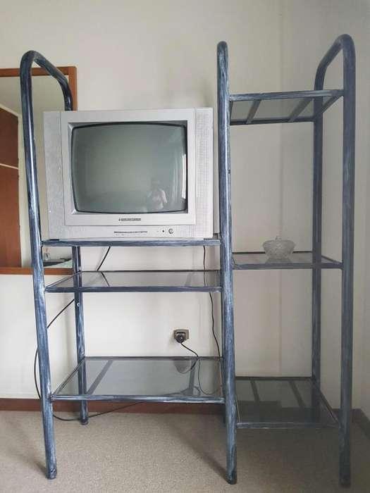 MUEBLE DE CAÑO Y TV