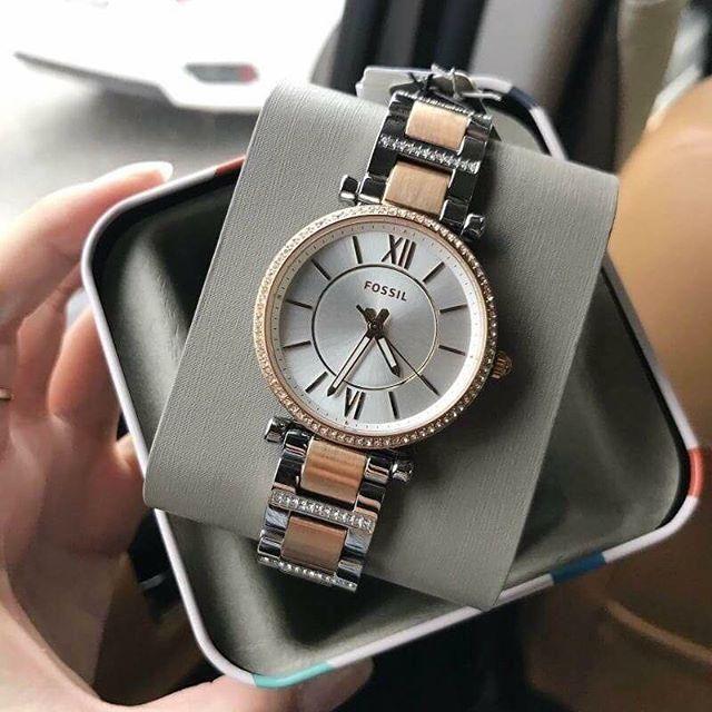 35e266deeb4d Reloj Fossil es4342 de dama original - Lima