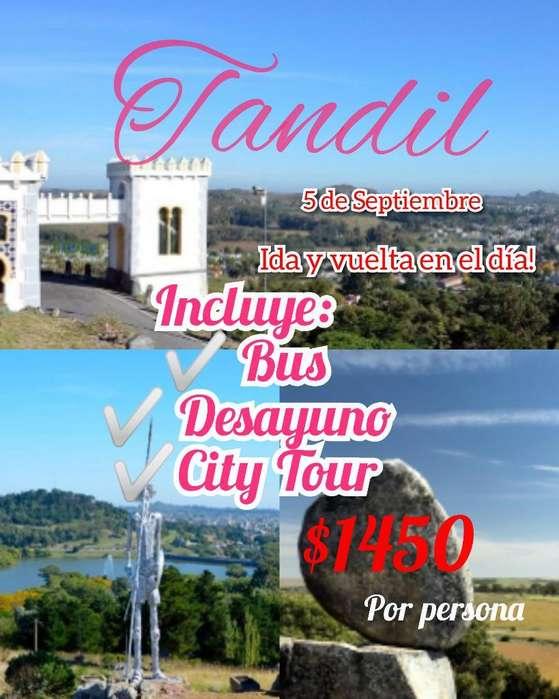 Tandil. Miniturismo en El Día
