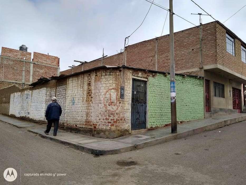 Se vende Terreno de 140 m2 en el distrito de la Esperanza - Trujillo , Referencia cerca al senati