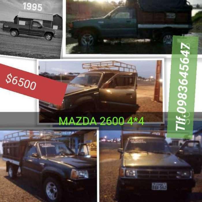Mazda B-2600 1996 - 111111111 km