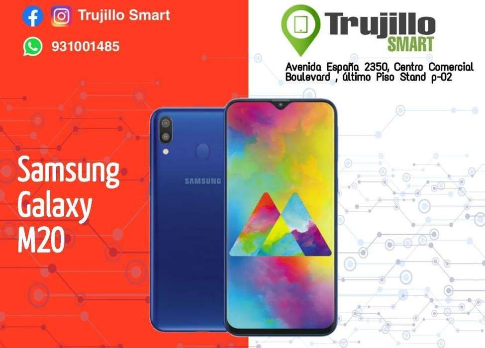 Samsung Galaxy M20 32 Gb Sellado