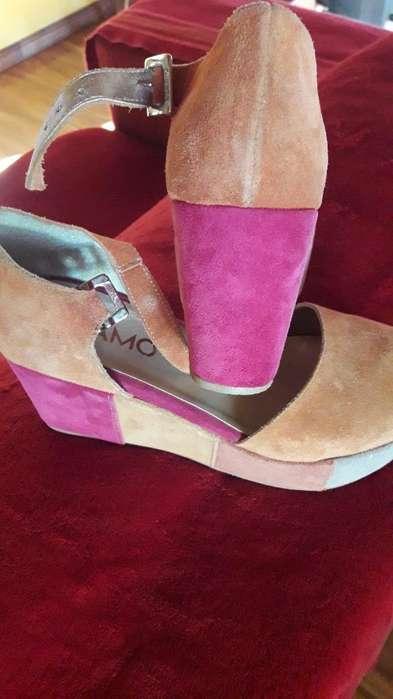 Zapatos Viamo N 38
