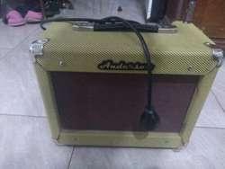 Amplificador Anderson de 15 Watts
