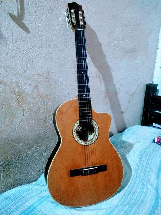 Guitarra Acústica Económica