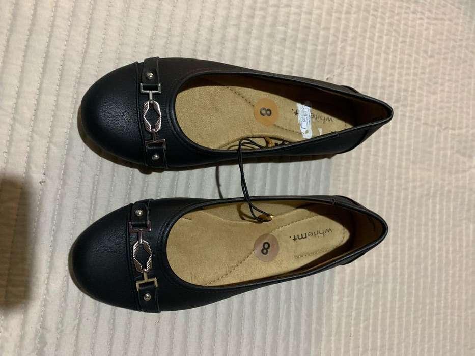 Zapatos Muñeca Talla 8