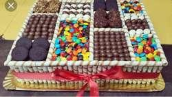 Tortas Tartas Mesas Dulces