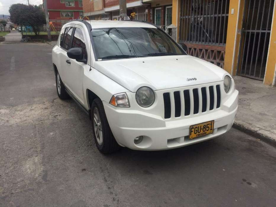 <strong>jeep</strong> COMPASS 2007 - 145001 km