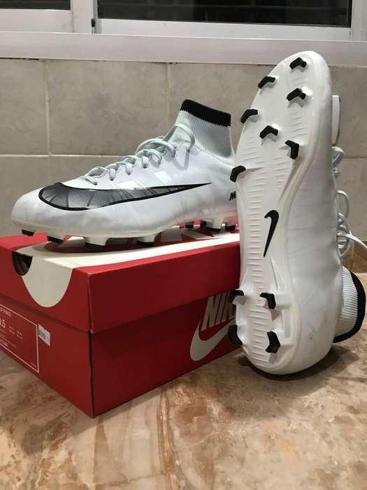 Botines Nike Mercurial Cr7