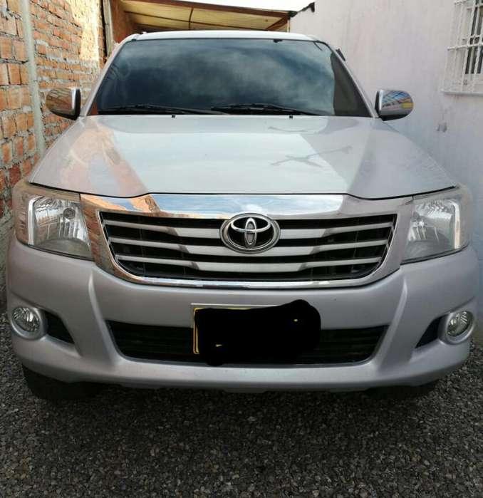 Toyota Hilux 2007 - 130370 km