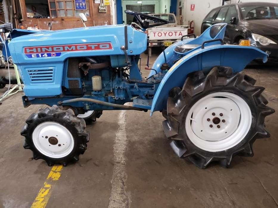 Tractor Minero Agricola 4x4 Hinomoto