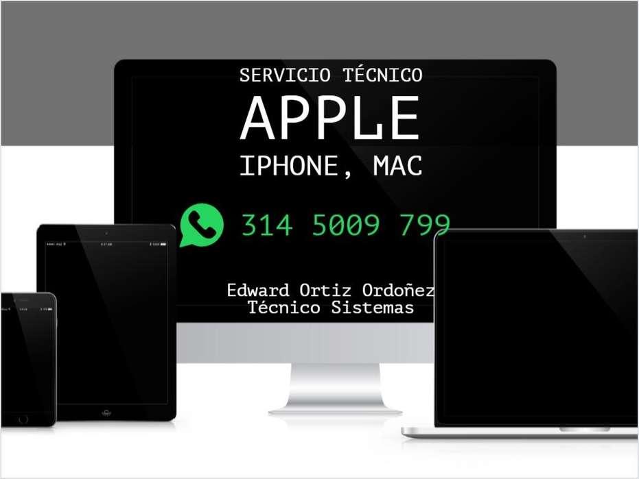 Servicio Técnico Apple - Reparación, Mantenimiento, Configuración iPhone, iMac, iPad