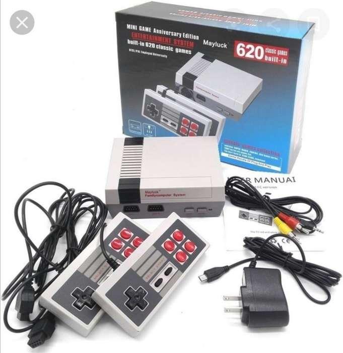 Vendo Nintendo Retro 600 Juegos